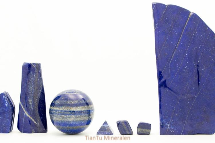 lapis lazuli assortiment