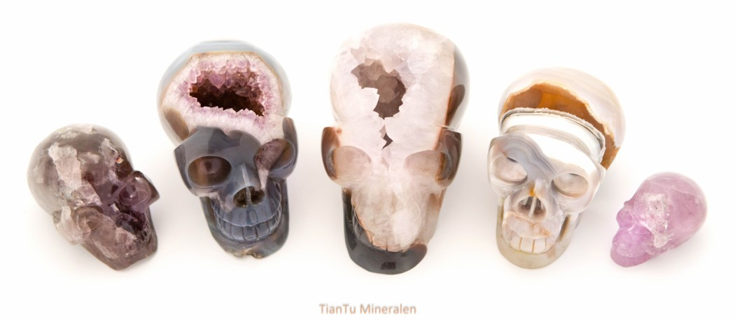 Kristallen Schedels, Amethist