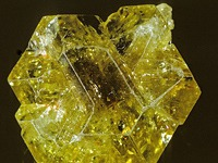 Gele chrysoberyl