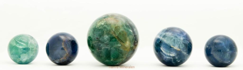 fluoriet bollen
