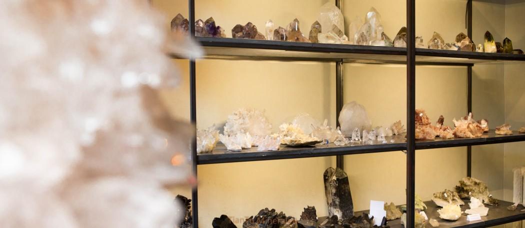 Kristallen in Gent