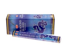 Drakenbloed blauw wierook (Hem)
