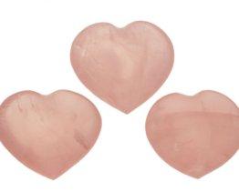 rozenkwarts hart medium