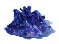 cobalt aura kwarts