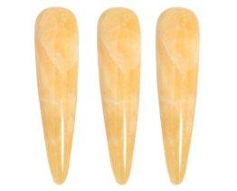 oranje calciet richter of massage staaf