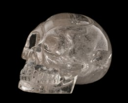 bergkristal schedel Leandro de Souza