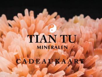 Cadeaubon Mineralen en Edelstenen