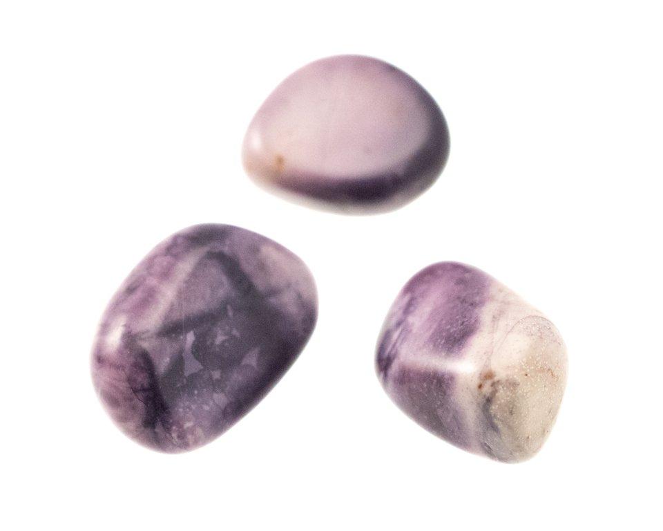 Fluoriet opaal